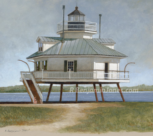 Hooper Strait Lighthouse