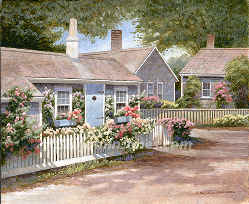 Sconset, Nantucket