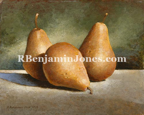 The Three Pears